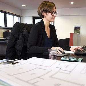 bureau étude architecte extension rénovation plan 3D Saint Brieuc Plérin devis Côtes d'Armor tous corps d'état
