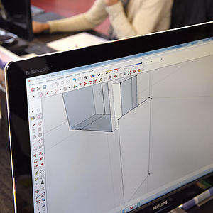 plan vue 3D modélisation rénovation extension aménagement agencement mobilier Côtes d'Armor tous corps d'état