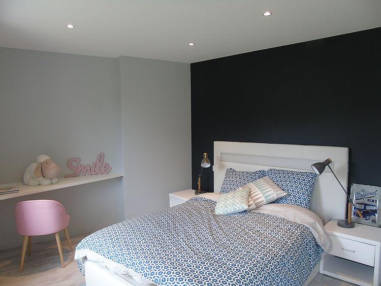 suite parentale electricite parquet peinture Guingamp Tregueux mobilier