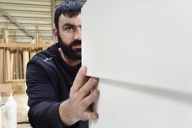 Rénovation extension aménagement ameublement dressing meuble finition propreté Côtes d'Armor tous corps d'état