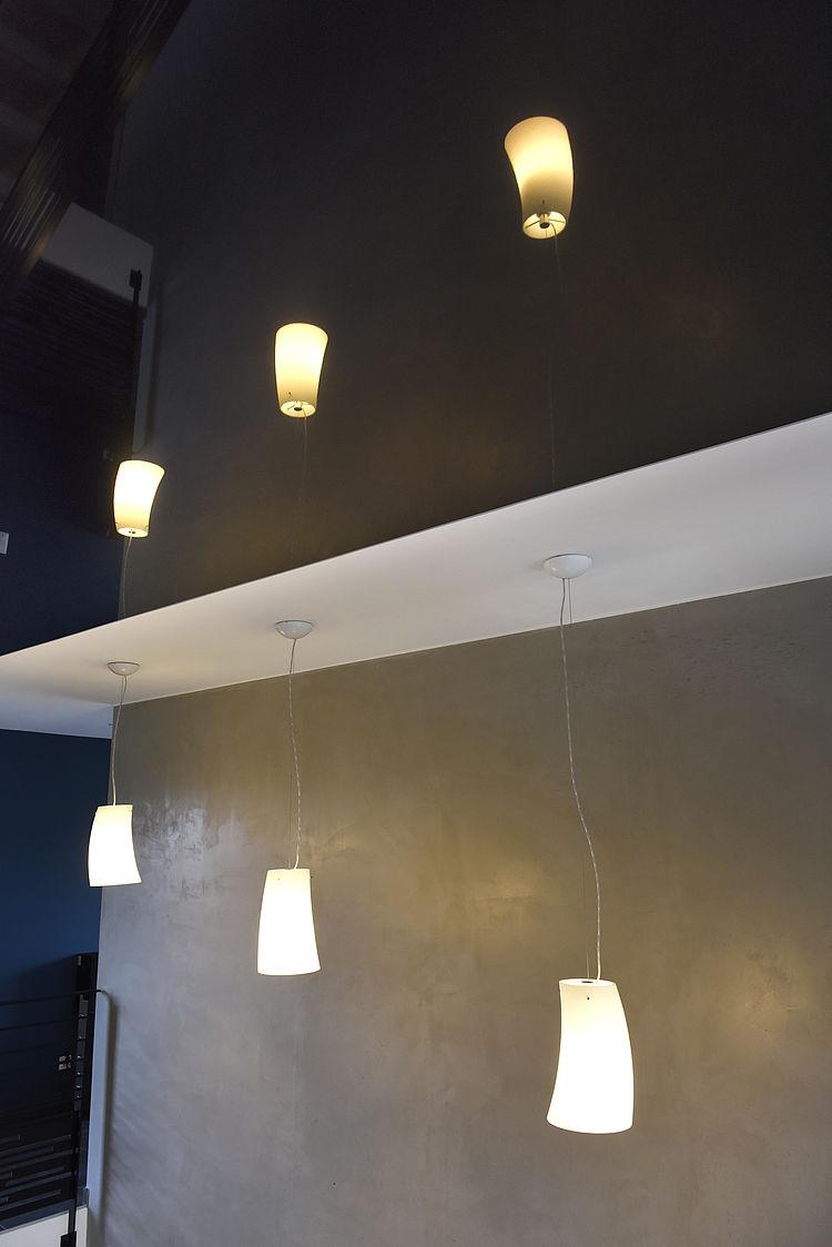 Entreprise tous corps d'état Côtes d'Armor Plérin luminaire finition Electricité peinture entrée réaménagement