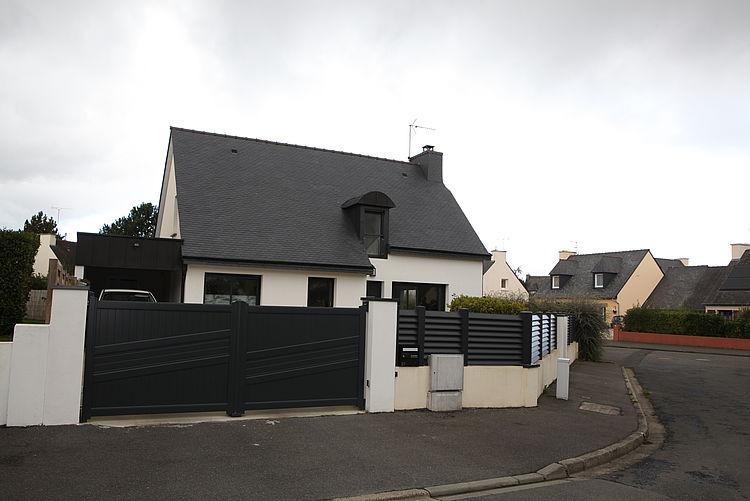 Entreprise tous corps d'état Côtes d'Armor extension rénovation réaménagement peinture finition maçonnerie