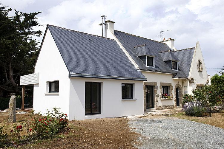 Extension rénovation entreprise tous corps d'état Côtes d'Armor