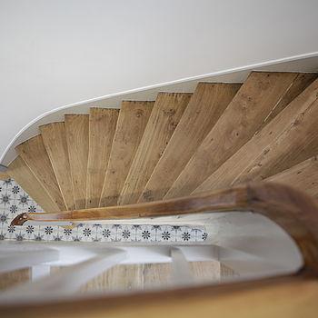 Rénovation carrelage escalier peinture architecture plan tous corps d'état Saint Brieuc Côtes d'Armor